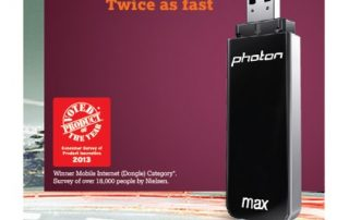 Product of the Year Tata Photon Max