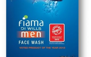 Product of the Year Fiama Di will Face Wash