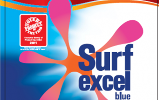 Product of the Year Surf Excel Blue