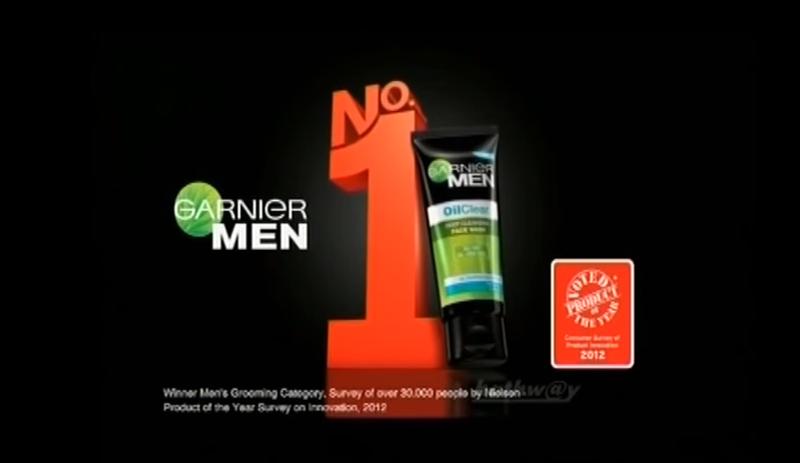 Garnier Men - TVC