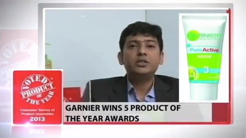 Garnier - Product of the Year 2013 Winner