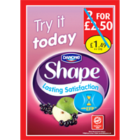 Product of the Year Shape Lasting Satisfaction