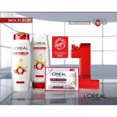 Product of the Year loreal