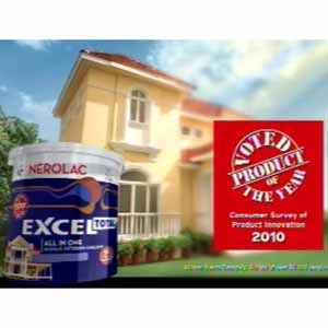 Product of the Year Nerolac Excel Total